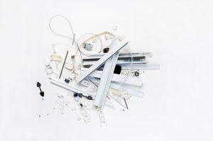 Komponentenstilleben für die Firma AG Textiles